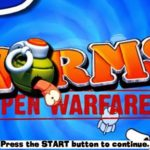 Worms Open Warfare PSP ISO