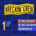 Wreckin Crew Drive Dangerously PS1 ISO