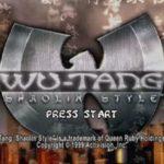 Wu Tang Shaolin Style PS1 ISO