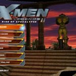 X Men Legends 2 Rise of Apocalypse PSP ISO
