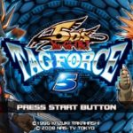 Yu Gi Oh 5Ds Tag Force 5 PSP ISO