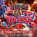 Yu Gi Oh GX Tag Force 3 PSP ISO