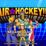 Air Hockey PS1 ISO