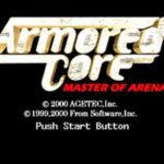 Armored Core Master of Arena PS1 ISO