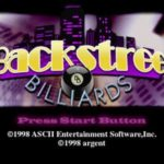 Backstreet Billiards PS1 ISO