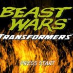 Beast Wars Transformers PS1 ISO