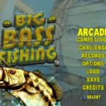 Big Bass Fishing PS1 ISO