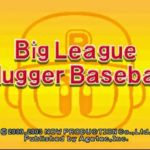Big League Slugger Baseball PS1 ISO