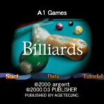 Billiards PS1 ISO