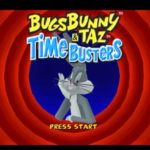 Bugs Bunny and Taz Time Busters PS1 ISO
