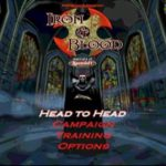 Iron and Blood Warrior of Ravenloft PS1 ISO