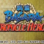 Sengoku Basara Chronicle Heroes PSP ISO