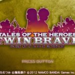 Tales of The Heroes Twin Brave PSP ISO