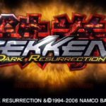 Tekken Dark Resurrection PSP ISO