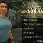 Tomb Raider Anniversary PSP ISO