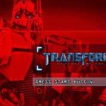 Transformers Revenge of The Fallen PSP ISO