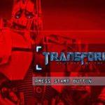 Transformers Revenge of The Fallen PSP ISO