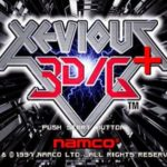 Xevious 3D G+ PS1 ISO