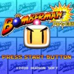 Bomberman Party Edition PS1 ISO