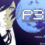 Shin Megami Tensei Persona 3 PSP ISO