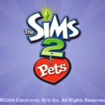Sims 2 Pets PSP ISO