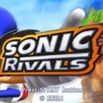 Sonic Rivals PSP ISO