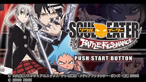 Soul eater battle resonance english