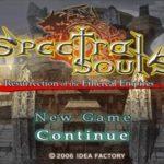 Spectral Souls PSP ISO