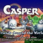 Casper Friends Around The World PS1 ISO