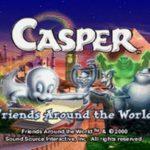 Casper Friends Around The World PS1 ISO