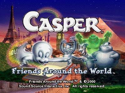 Casper psx Psp