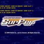 Championship Surfer PS1 ISO