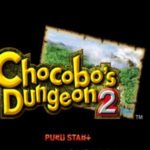 Chocobos Dungeon 2 PS1 ISO