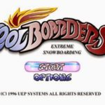 Cool Boarders PS1 ISO