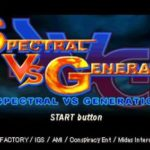 Spectral Vs Generation PSP ISO