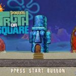 Spongebob Truth or Square PSP ISO