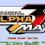 Street Fighter Alpha 3 Max PSP ISO