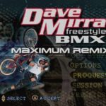 Dave Mirra Freestyle Bmx PS1 ISO