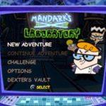 Dexters Mandarks Laboratory PS1 ISO