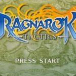 Ragnarok Tactics PSP ISO
