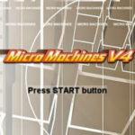 Micro Machines V4 PSP ISO