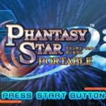 Phantasy Star Portable PSP ISO