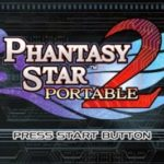 Phantasy Star Portable 2 PSP ISO