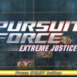 Pursuit Force Extreme Justice PSP ISO