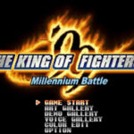 King of Fighters 99 PS1 ISO