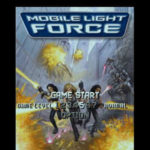Mobile Light Force PS1 ISO