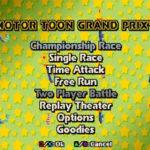 Motor Toon Grand Prix PS1 ISO