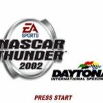 Nascar Thunder 2002 PS1 ISO
