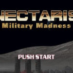 Nectaris Military Madness PS1 ISO