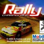 Rally Championship PS1 ISO
